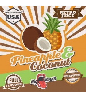 PINEAPPLE & COCONUT AROMA 10ml BIG MOUTH