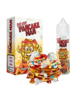 Deluxe Pancake Man 50ML TPD - Vape Breakfast