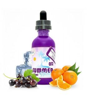 Black Orange Crush 60ml (Summer Hollidays) - Dinner Lady