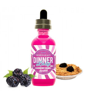 BLACKBERRY CRUMBLE 50ml PREMACERADO - DINNER LADY