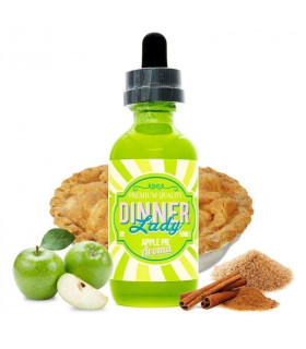 APPLE PIE 50ml PREMACERADO - DINNER LADY