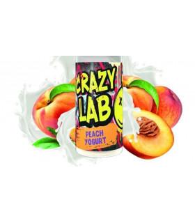 Peach Yogurt 10ml - Crazy Lab