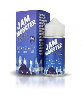 BLUEBERRY 100ML PREMACERADO JAM MONSTER
