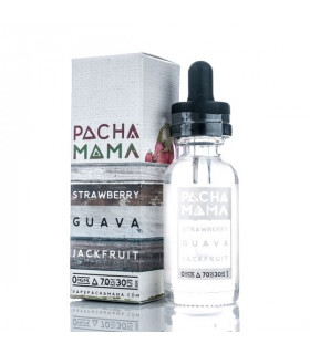 Strawberry Guava and Jackfruit 50ml TPD - Charlie´s Chalk Dust