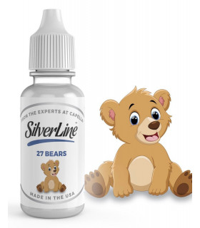 27 Bears  13ML - CAPELLA SILVER LINE