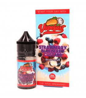 Strawberry Blueberry Vapefast - Vapempire