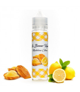 MADELEINE CITRON 50ml - LA BONE VAPE