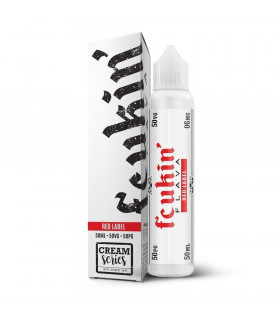 Red Label 50ml TPD (Cream Series) - Fcukin Flava
