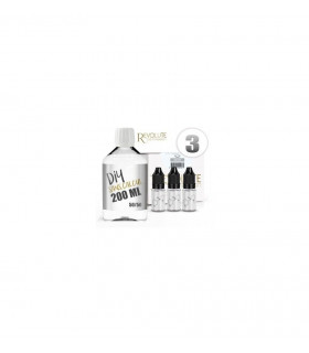 Pack 200ML 50/50 3mg - Revolute