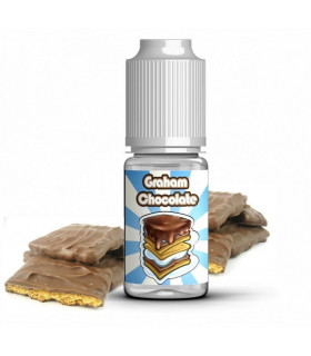 Graham Chocolate 10ml - Bakery DIY