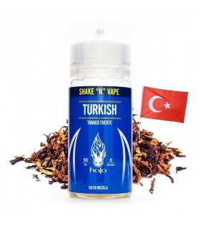 Turkish Tobacco 50ML & Nicokit TPD - Halo