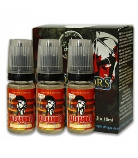 ALEXANDER - DROPS ELIQUID 30ml