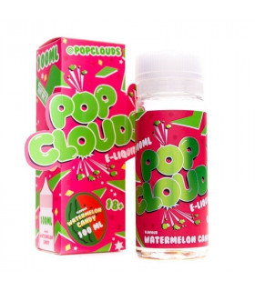 Watermelon Candy 100 ML - Pop Clouds