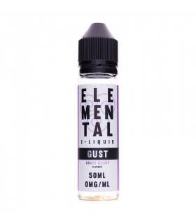 Gust (Grape Candy) 50ml - TPD  - Elemental