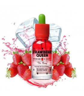 KING STRAWBERRY ICE - STRAWBERRY QUEEN TPD 50ML 0MG