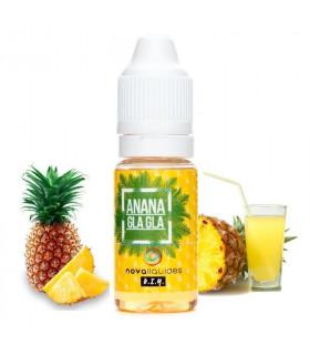Aroma Anana Gla Gla 10ml - Nova Liquides