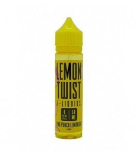 PINK PUNCH LEMONADE 50ml - Lemon Twist