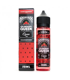 Queen 50ml TPD - Strawberry Queen