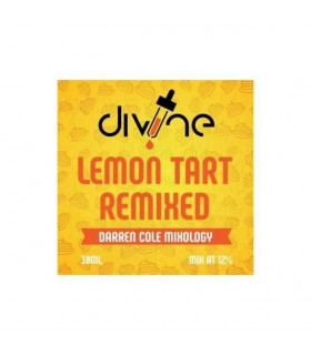 Lemon Tart Remixed 30 ml - Divine Shots