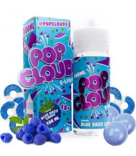 Blue Razz Candy 100ml - Pop Clouds