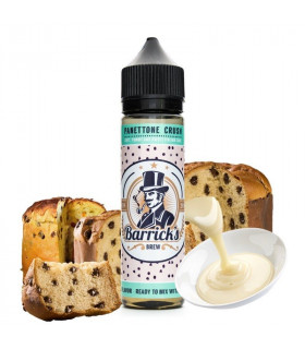 PANETTONE CRUSH - BARRICK'S BREW TPD 50ML 0MG