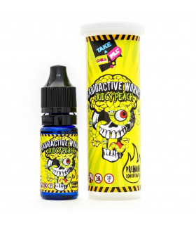 Aroma Radioactive Worms - Juicy Peach 10ml - Chill Pill