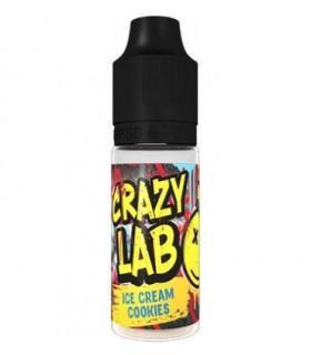 Ice Cream Cookies 10ml - Crazy Lab