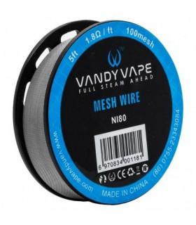 Ni80 Mesh Wire - Vandy Vape