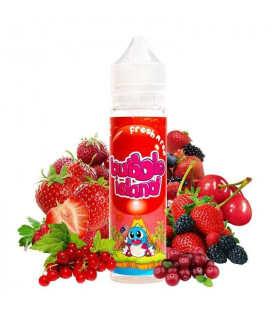 FRESH N RED 50ML - BUBBLE ISLAND