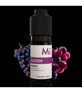 RAISIN SALES 10ML - MINIMAL