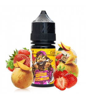 CUSH MAN MANGO STRAWBERRY AROMA 30ML - NASTY JUICE