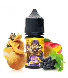 CUSH MAN MANGO GRAPE AROMA 30ML - NASTY JUICE