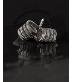 STEEL PIPELINE - ALIEN FUSED CLAPTON 0.20/0.10 - THECOIL