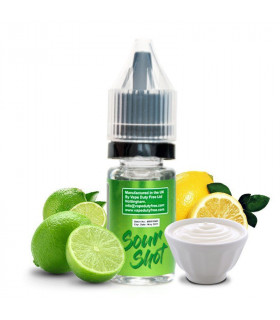 SOUR SHOT 10ML MOLÉCULA - MIXRZ SHOT BY DUTY FREE