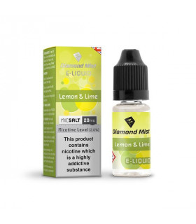 LEMON & LIME 10ML SALES - DIAMOND MIST