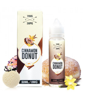 CINNAMON DONUT 50ML - ELDA