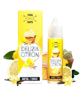 DELIZIA CITRON 50ML - ELDA