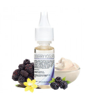 BLACKBERRY YOGURT 10ML AROMA - ELDA