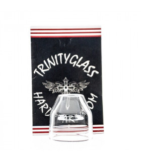 GLASS CAP BULLET DROP DEAD - TRINITY GLASS