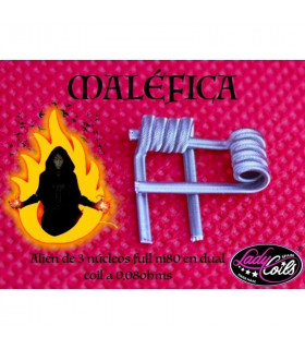 MALEFICA - LADY COILS