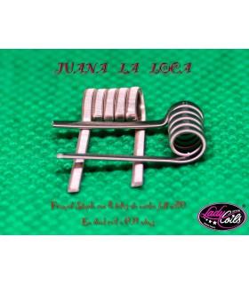 Juana La Loca - Lady Coils