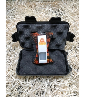 MECH MOD BF CUPRA 18650 BRUSHED ORANGE 2X1