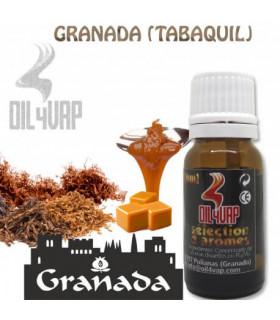 Aroma TABACO RUBIO GRANADA 10ML - OIl4VAP