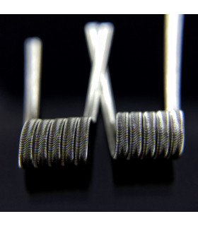 ERIZO 3MM FULL NI80 0.32/0.16OHM - TOBAL COILS