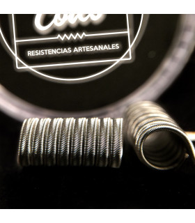 ERIZO STACKED KA1 NI80 0.66/0.33OHM - TOBAL COILS
