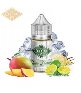 GREEN BARREL AROMA 30ML - THE CELLAR