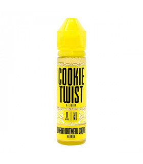 BANANA OATMEAL COOKIE 50ML - COOKIE TWIST ELIQUID