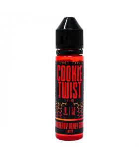 STRAWBERRY HONEY GRAHAM 50ML - COOKIE TWIST ELIQUID