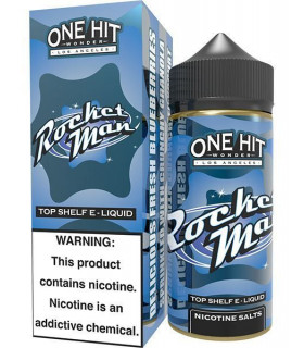 ROCKET MAN 100ML - ONE HIT WONDER