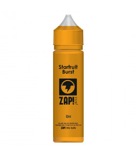 STARFRUIT BURST 50ML - ZAP! JUICE